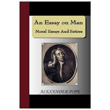 alexander pope essay on man epistle analysis paper thesis  essay on man epistle i excerpt by alexander pope poems poets