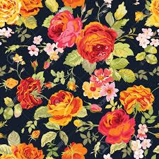 Vintage Floral Print Vintage Floral Background Seamless Pattern For Design Print