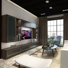 hot living room hanging wall