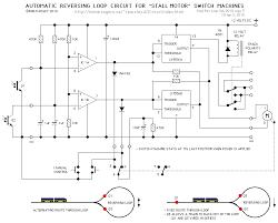 loop detector wiring diagram images dc wiring basics loop control automatic reversing circuit