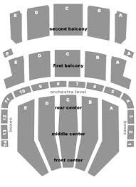 Newmark Theater Portland Seating Chart Keller Auditorium Seating Accessibility Portland5