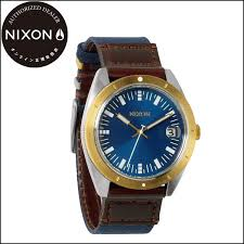 the usa surf rakuten global market nixon clock nixon watch men nixon clock nixon watch men the rover masanori rover store color nvy brown gold