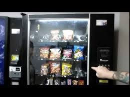 How To Hack Snack Vending Machines