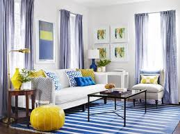 Yellow And Blue Living Room Decor Fabulous Blue Yellow Living Room Living Room Decoration Ideas With