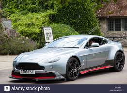 Aston Martin Vantage Gt8 2017 Stockfotografie Alamy