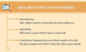 Argumentative Essay How To End An Argumentative Essay Conclusion Essayagents Com