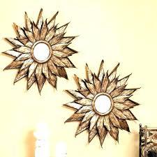 set of wall mirrors mirror sets design decorative pretty small home apps for gold mi