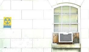 ac wall unit cover exterior wall ac unit covers
