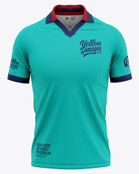 Including multiple different angles and views with clean empty space to add your own design on top of the free mockup. Men S Soccer Jersey Mockup Front View Of Soccer Polo T Shirt In Apparel Mockups On Yellow Images Object Mockups
