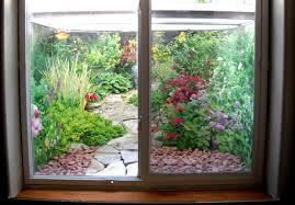 basement window well designs. Plain Well An Actual Customeru0027s Window Well Filled With The Garden Window Well Scene  Well Getbiggies And Basement Designs A