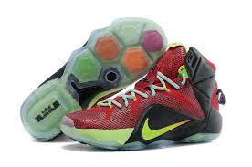lebron james shoes 12. nike lebron james 12 red shoes