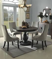 homelegance dandelion dining table in taupe 2466 48