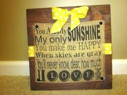 you are my sunshine wooden wall art you are my sunshine wooden wall art wood and burlap plaque by only x suns