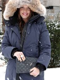 outfit the warmest winter coat ever by canadian outwear designer cmfr