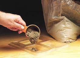 make your own pot feet raised garden