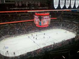 Capital One Arena Section 431 Home Of Washington Capitals