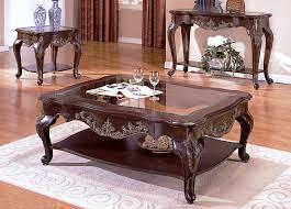 vintage glass top coffee table jpg