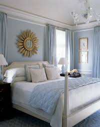 Master Bedroom Inspiration from Phoebe Howard – Blue and White Home