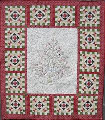 Hand Embroidery quilt patterns to make beautiful gifts and family ... & Smiley Tree Hand Embroidery Quilt Pattern by Turnberry Lane ... Adamdwight.com