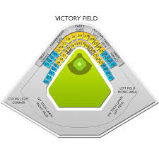 Louisville Slugger Field Seating Chart Victory Field Tickets