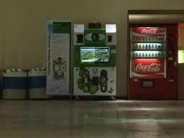 Reverse Vending Machine Australia Cool Reverse Vending Machine Ecocreation CoLtd