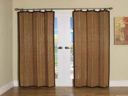 gorgeous sliding patio door curtain ideas