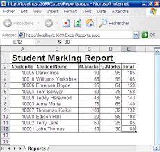Excel Reports Under Fontanacountryinn Com