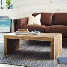 west elm round wood coffee table coffee addicts