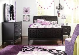 black bedroom sets for girls. Picture Of Belle Noir Dark Merlot 5 Pc Twin Bedroom From Teen Sets Furniture Black For Girls