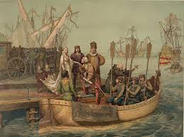 christopher columbus and his last voyage repeating islands