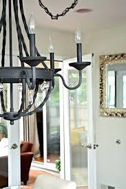chandeliers rustic iron chandelier best rustic crystal chandelier images on crystal rustic iron lamp