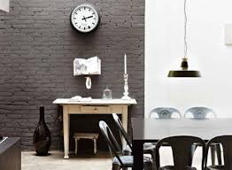 How To Paint Brick Wall Interior Home Dzine Face