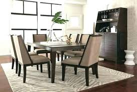 leather chairs for dining table dining table w 6 chairs formal dining room sets cascade table leather chairs for dining table