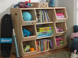 kids toy storage furniture. Interior Design, Robust Oak Wood Kids Rooms Book Storage Design And Also Toy Furniture R