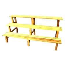 outdoor wooden plant stands shelf tiered google search mid century wood stand diy