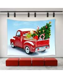 Find the Best Deals on CADecor Christmas Decor Tapestry,Funny ...