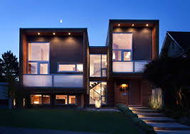 view modern house lights. Astonishing Apartment Facade Townhouse Dream Homes Basak Mandaue City Home Decorationing Ideas Aceitepimientacom View Modern House Lights
