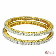 Diamond Bangles Designs Images Diamond Bangles In Hallmarked Gold Bangles Diamond