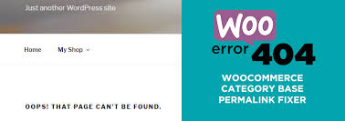 Woocommerce 404 error on category pages [FIXED] - MasterNs