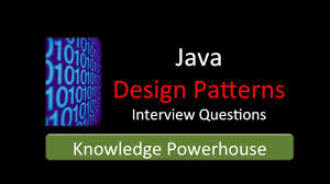 Design Patterns Interview Questions For Experienced Java Java Design Patterns Interview Questions Preparation Course