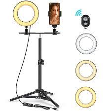 Desk Ring Light Amazon