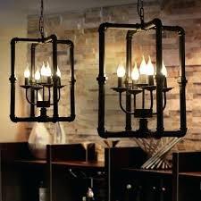 chandelier industrial