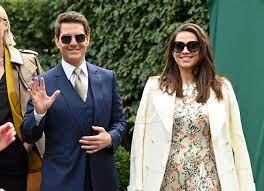 Tom Cruise and Hayley Atwell Spotted at ...