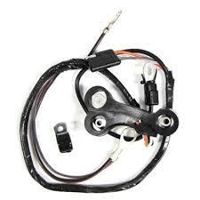 68 mustang alternator wiring harness, small block w tach (alloy 68 mustang engine wiring harness 68 mustang alternator wiring harness, small block w tach (alloy metal's brand,