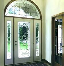 front door oval glass inserts front door glass replacement inserts front door glass insert s front