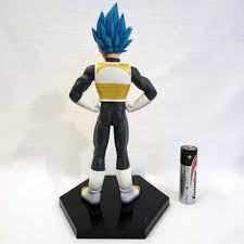 Vegeta Blue SSGSS God- 7 viên ngọc rồng siêu cấp – Dragon Ball Super – Mô  hình Banpresto DXF – www.anhshop.com