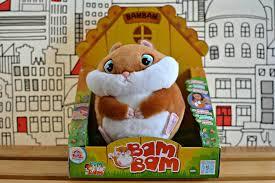 <b>Club Petz</b> Bam Bam the Hamster from <b>IMC Toys</b> - An Organised Mess