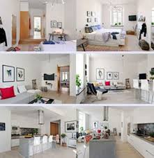 Pleasant Two Room Apartment Designs with Nice Dark Interior01 .