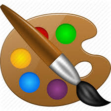 Image result for free images of color, draw & paint