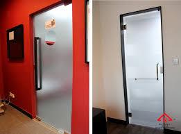 reliance home glass swing door 16